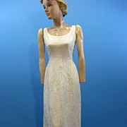2491 Vintage designer jacket dress 1960s Adele Simpson