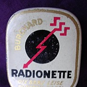 BURCHARD Radionette German Gramophone Needles