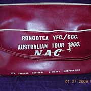 Vintage NAC Airlines Cabin Bag