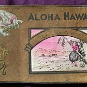 1940's US NAVY Photograph Album 'Aloha Hawaii'