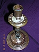 Arts & Crafts Copper Candle Stick