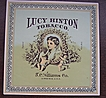 Victorian Tobacco Case Label 'LUCY HINTON Brand'