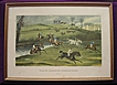 Vintage Print 'Vale Of Aylesbury Steeple Chase'