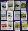 Vintage 1950's Austrian Playing Cards 'Car Families'