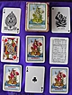 Very Old 'DEWARS Whisky' Advertising Contract Bridge Playing Cards