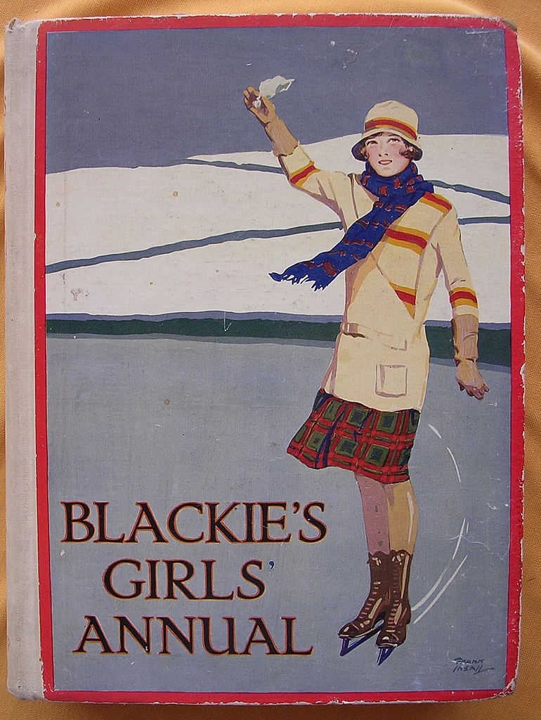 1930 Blackie's Girls Annual