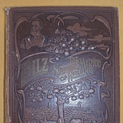 BILZ The Natural Methiod of Healing Volume 11 Circa 1895