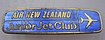 Old AIr New Zealand 'Junior Jet Club'; Badge