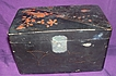 Victorian Period Japanese Lacquered Tea Caddy