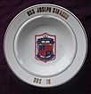 'U.S.S. Joseph Strauss DDG 16' Vintage Souvenir Ashtray