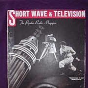 Short Wave & Television Magazine May 1938