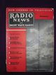 Radio News & Short Wave Radio Magazine January 1938