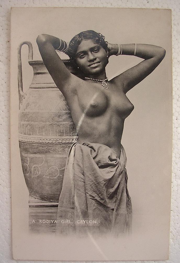 native american nude slave