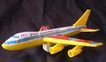 PAN AM Boeing Jumbo Jet - Friction Toy Plane