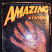 SCI-FI Magazine - Amazing Stories - Vol.24 No 11 November 1950