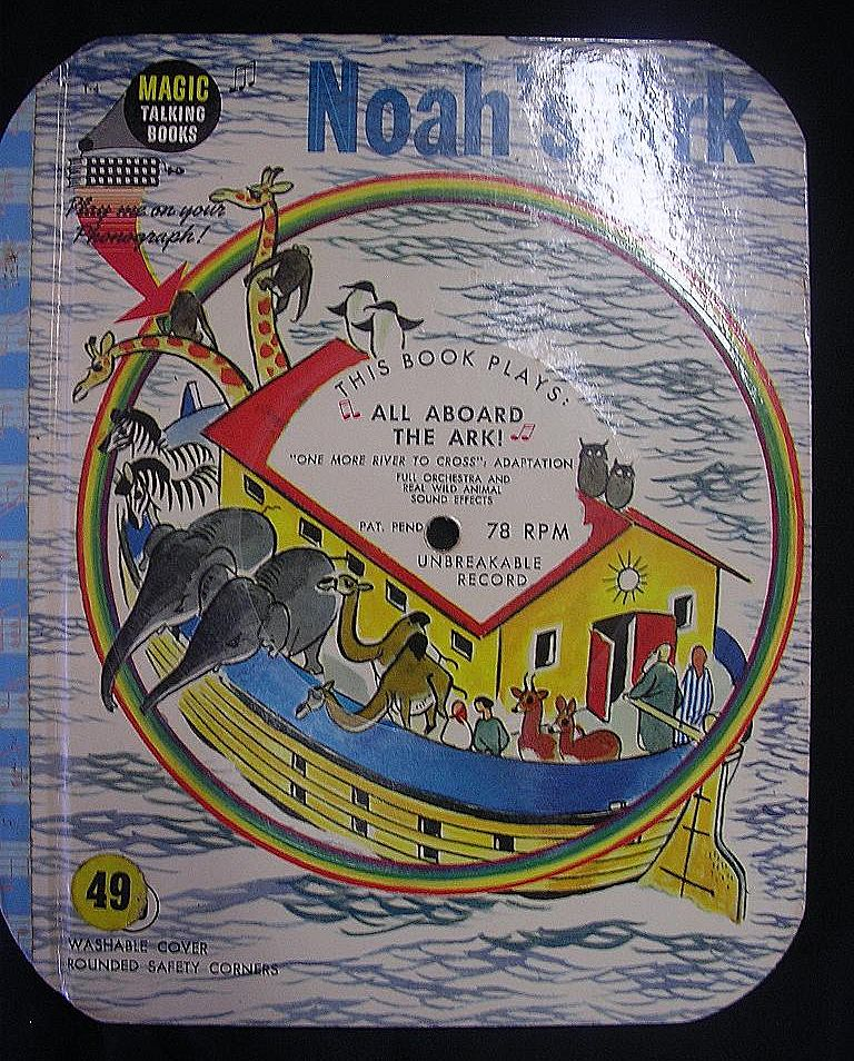 Magic Talking Book 'Noah's Ark'