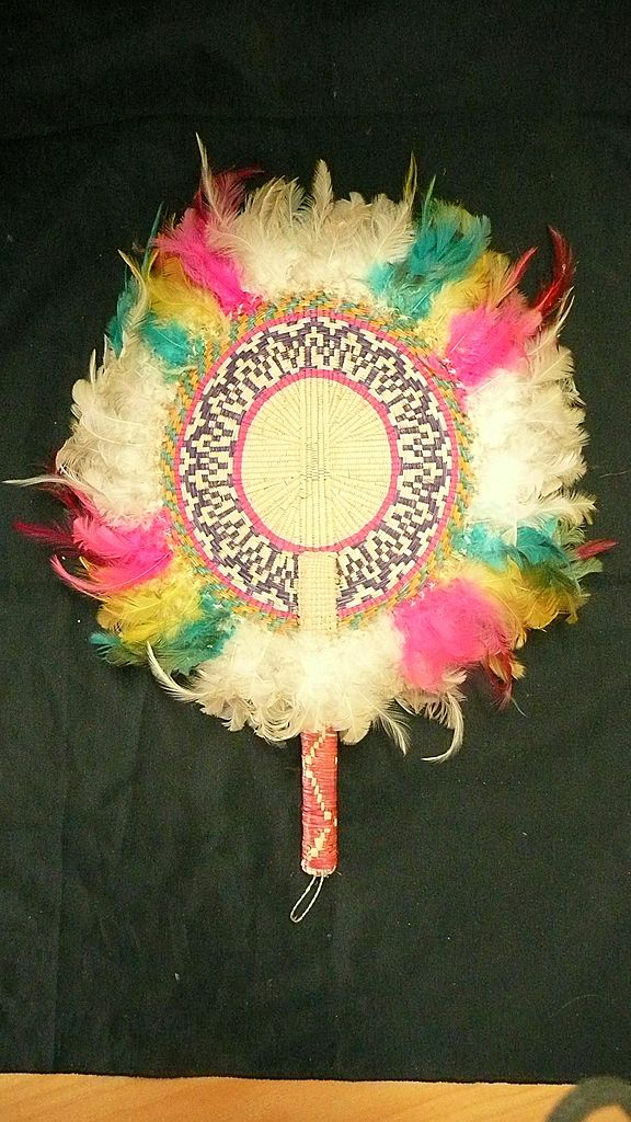 Large Pacific Islands Fan