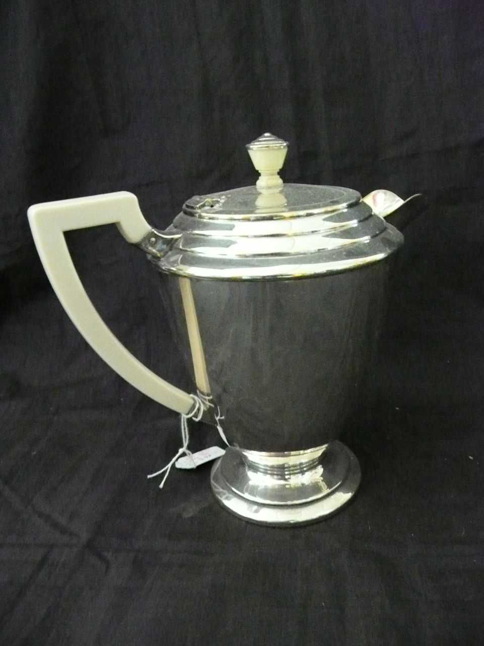 HECWORTH Art Deco Coffee Pot Circa 1930's