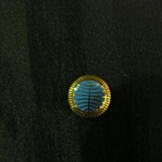 PAN AM Staff Service Lapel Pin Circa 1960