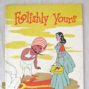 AIR INDIA  - &quot;Foolishly Yours&quot; Booklet
