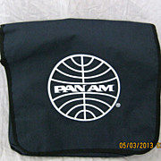PAN AM Satchel Type Cabin Bag
