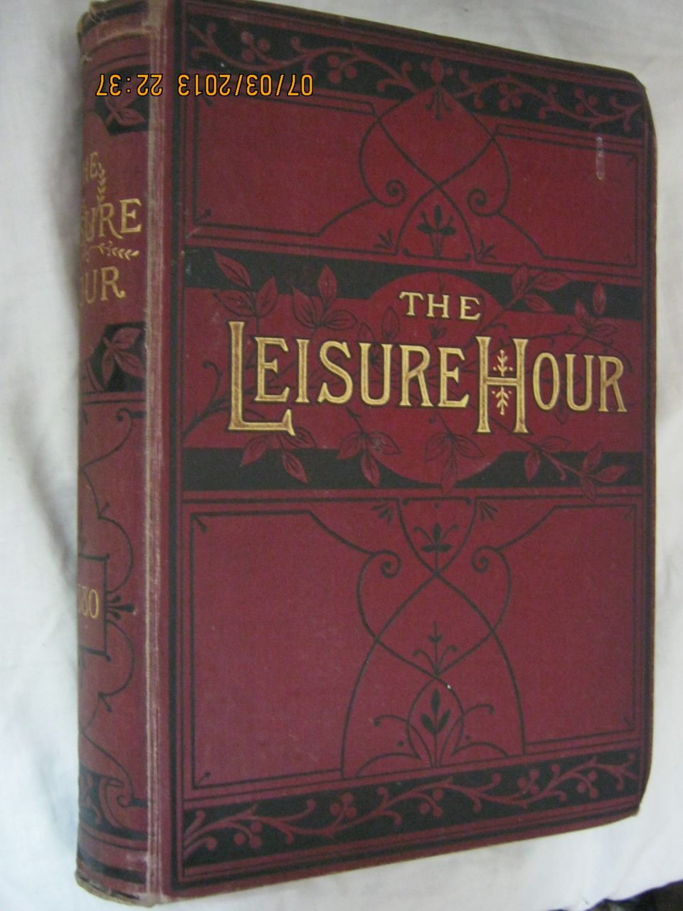 The Leisure Hour 1880
