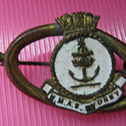 H.M.S. Sydney Brooch