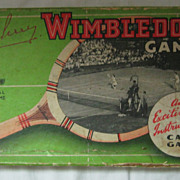 The Fred Perry Wimbledon Game - Circa 1950