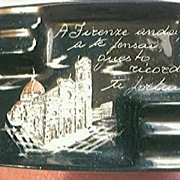 Florence Italy Souvenir Ashtray