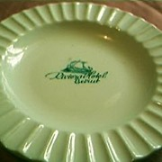 Riviera Hotel Beruit Advertising Ashtray
