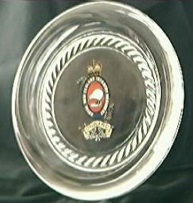 N.Z. Infantry Regiment Ashtray