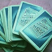 Wills Wild Woodbine Cigarette Advertising Playing Cards