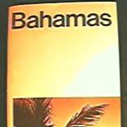 Vintage BOAC Brochure on Bahamas