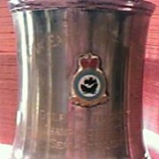 RAF Far East  Golfing Tankard 1971