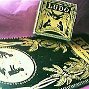 "LUDO ""The Game for Every Clime"" Circa1950's"