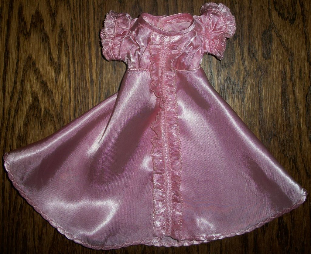 Vint30s Gorgeous Tagged Ideal Gown For Shirley Temple~Cinderella