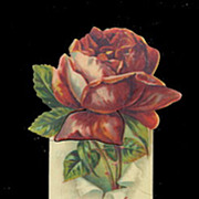 SOLD Early 1900s Celluloid Libby's Canned Meats Book Mark