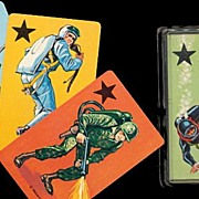 1965 Whitman/Hassenfeld G.I. Joe Card Game