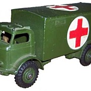 1962 Dinky 626 Military Ambulance