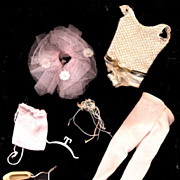 SOLD 1962 Tammy #9136-3 Miss Ballerina Outfit