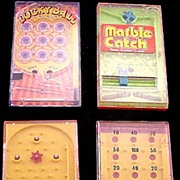 4 1970s Tomy Pocket Games inc Non USA released