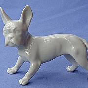 HTF French bulldog Austria mint