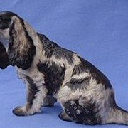 fabulous Rosenthal Germany English setter Springer spaniel 9""