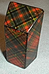 Tartan ware Needle Case - Caledonia