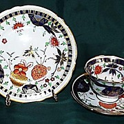 REDUCED Shelley Trio - Ashbourne pattern - Gainsborough Shape - 1912