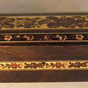 Tunbridge Ware Box