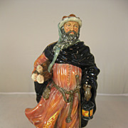 Royal Doulton Figure - Good King Wenceslas - HN2118