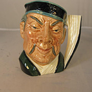 Royal Doulton Small Toby - The Mikado