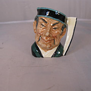 Royal Doulton Miniature Toby - The Mikado