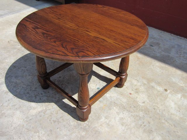 French Round Coffee Table French Antique Coffee Table